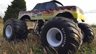 Trigger King Tech: Monster Truck Tire Discussion