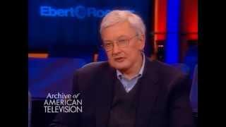 Roger Ebert on meeting Gene Siskel - EMMYTVLEGENDS.ORG