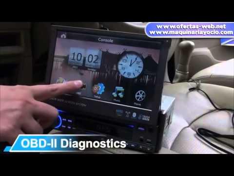 Reproductor de DVD para coches | maquinariayocio.com