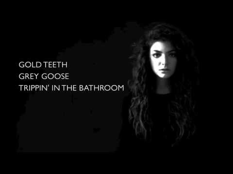 LORDE NEW SINGLE ROYALS NUMBER 1 SMASH HIT IN THE WORLD GET IT NOW IN A MP3 DOWNLOAD.