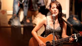 Kina Grannis - Without Me at Lucky Brand