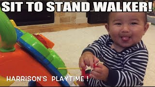 VTech Sit-to-Stand Learning Walker Review! (Amazon #1 Best Seller)