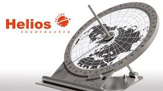 Helios Sonnenuhren – mit KeyShot zum perfekten 3D-Rendering