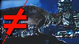 The Lost World: Jurassic Park - What