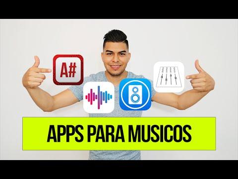 Aplicaciones para Musicos #1