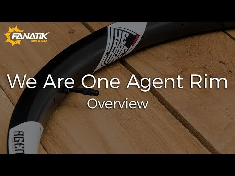 We Are One Agent Rim Review at Fanatikbike.com