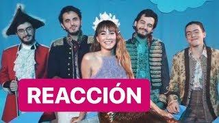 REACCION | Aitana y Morat - Presiento: ¡¡ESTA ES LA AITANA QUE MOLA!!