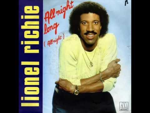 Lionel Richie - All Night Long (All Night) (Instrumental)