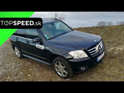 Jazdenka Mercedes GLK X204 (2008 - 2015) - TOPSPEED.sk