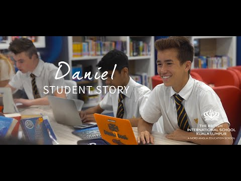 Our third student story is told by Daniel, a keen rugby player and saxophonist. Daniel describes how BSKL has given him the confidence to explore and pursue his ambitions.