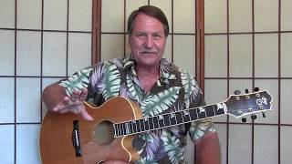 Our House - CSNY - Guitar Lesson