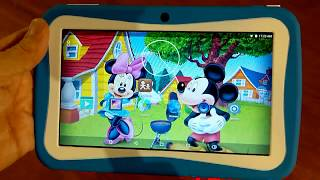 7 inch Kids Android Tablet review