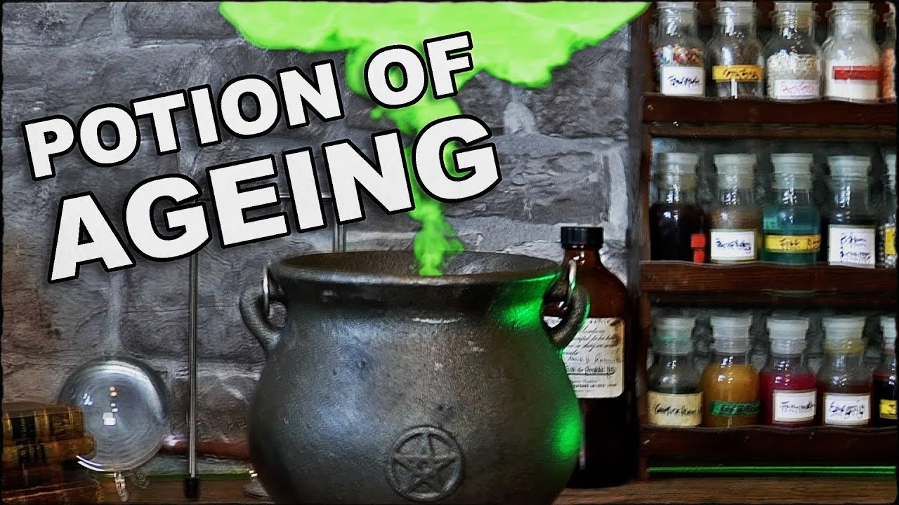 How To Make An Ageing Potion
