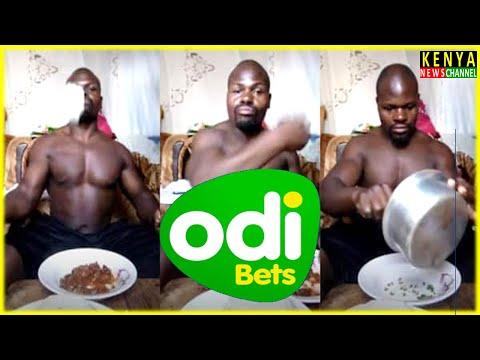 Ugali Man lands deal with Odibets