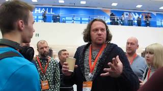 👓 Основатель Mirax Group бизнесмен Сергей Полонский! Разработка технологий дополненной реальности!