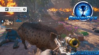 Far Cry New Dawn - Save your Bacon Trophy / Achievement Guide