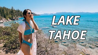 $20/night Camping Trip In Lake Tahoe, California *insane Bug Bite*