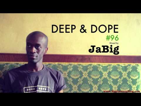 Afro Latin Jazz House Music DJ Mix by JaBig (DEEP & DOPE 96)