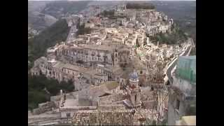preview picture of video 'Ragusa Ibla - Sizilien'