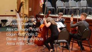 Southwest Florida Concert Quartet