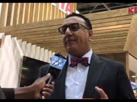 CS Najib Balala represents Kenya at the ITB expo in Germany