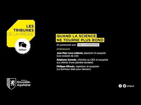 Vidéo de Jean-Marc Lévy-Leblond
