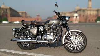The Best Royal Enfield Gunmetal Grey Modification And Accessories - Part 2