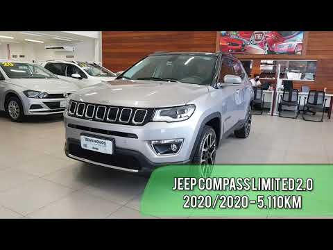 video carousel item Jeep Compass Limited Flex H
