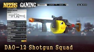 DAO-12 BF4 Shotgun Squad