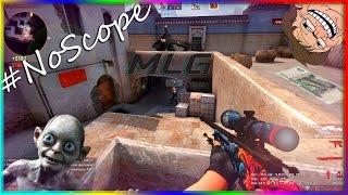 CS:GO MLG MONTAGE #2 | NoScope clutch's