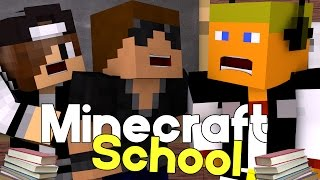 Spencer's Back | Minecraft School [S1: Ep.8 Minecraft Roleplay Adventure]