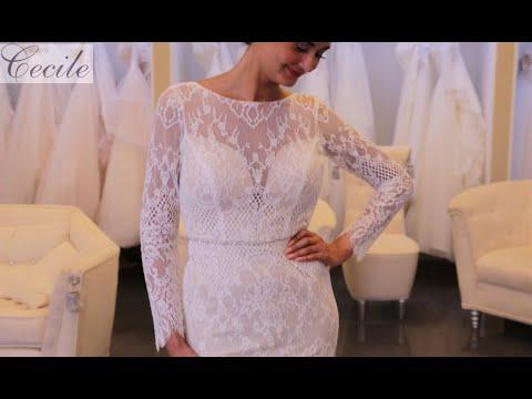 BÄÄÄM! Was für ein Hochzeitskleid!