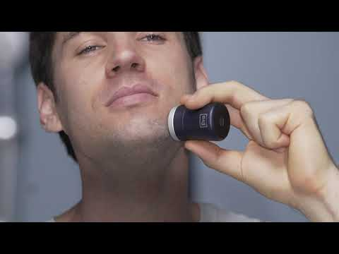 EVO SHAVER: World's Smallest Travel Shaver Ever-GadgetAny