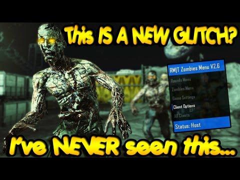 Black ops 2 Zombie Mod Trolling! (FAKE GLITCH TROLLING!!)