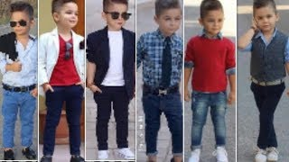 Best Casual & Semi-Formal Outfits For Kids !