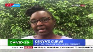 How does Kenya\'s curve look like ahead of announced tough times ahead? Dr. Mercy Korir\'s perspective