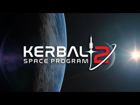 Kerbal Space Program 2 Cinematic Announce Trailer