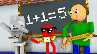 Monster School : AVM SHORTS - STICKMAN & BALDI