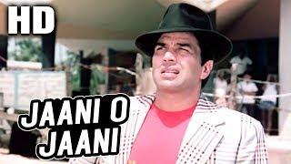 Jaani O Jaani   Kishore Kumar   Raja Jani 1972 Songs