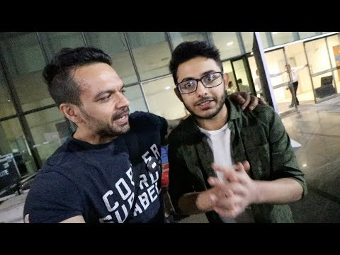 Download Youtube FanFest 2018 Delhi with CarryMinati HD Mp4 3GP Video and MP3