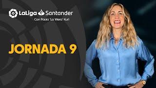 La Previa con Paola 'La Wera' Kuri: Jornada 9