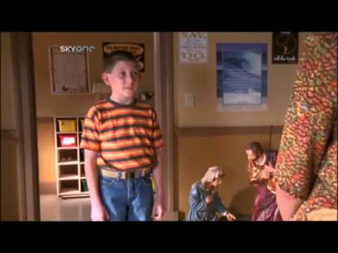 Dewey's views on religion scene from Malcolm in the Middle.