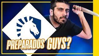 DUELO DE FACA COM TEAM LIQUID - Zigueira - Hardmode - Ubisoft Brasil