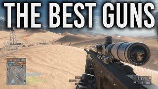 Best Guns in Battlefield 4 (2019 Edition)