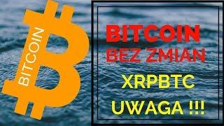 Bitcoin: bez zmian, Ripple Uwaga!!! BTC i XRP analiza 01.10.2018