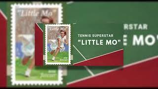 Maureen Connolly Brinker US Postal Stamp