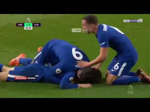 Arsenal Vs Chelsea 2-2 Crazy Match (Goals & Highlights) 03/01/2018 [HD]