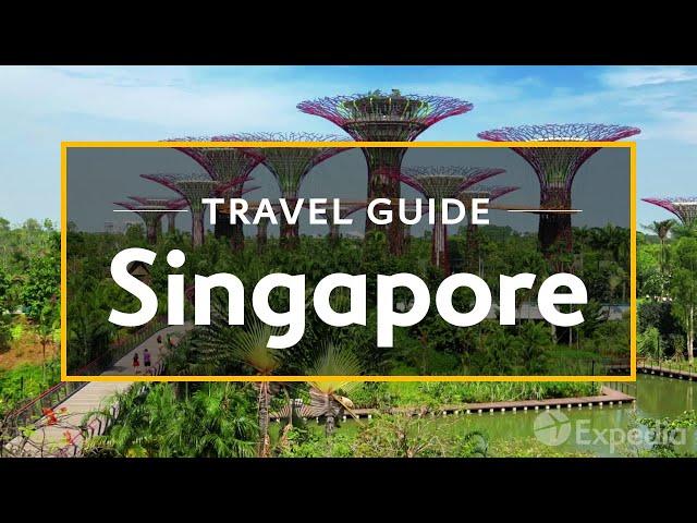 جولة في سنغافورة