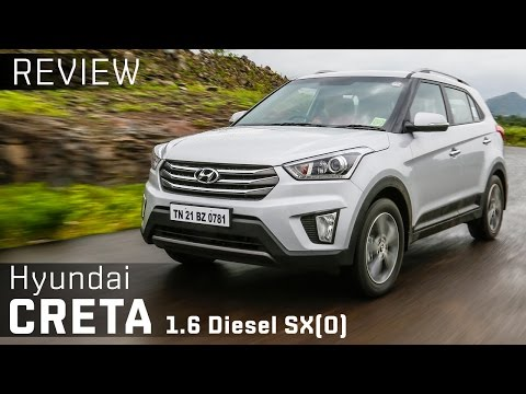 Hyundai Creta :: SX(O)1.6 Diesel :: Review Video :: ZigWheels