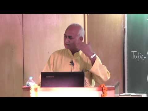 Personality Development by Dr O P Sharma in IIT Kanpur